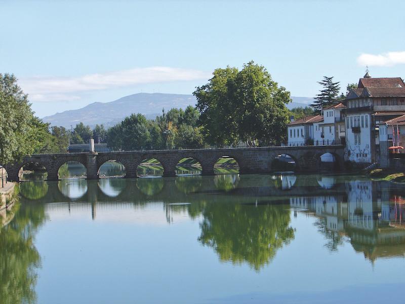 Puente romano de Chaves-Portugal
