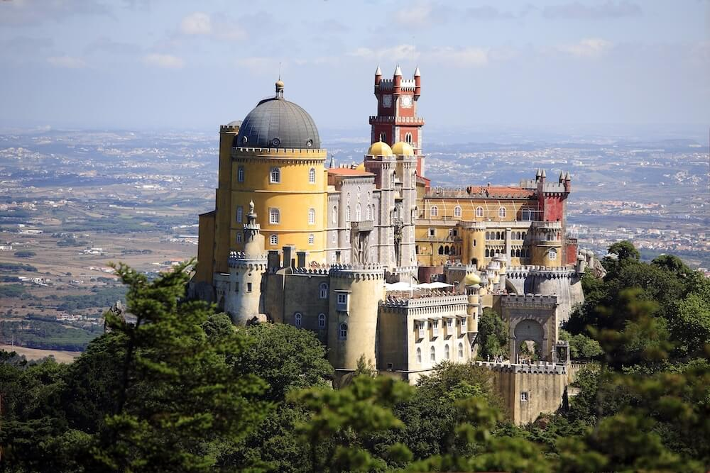 Sintra Pena National Palace