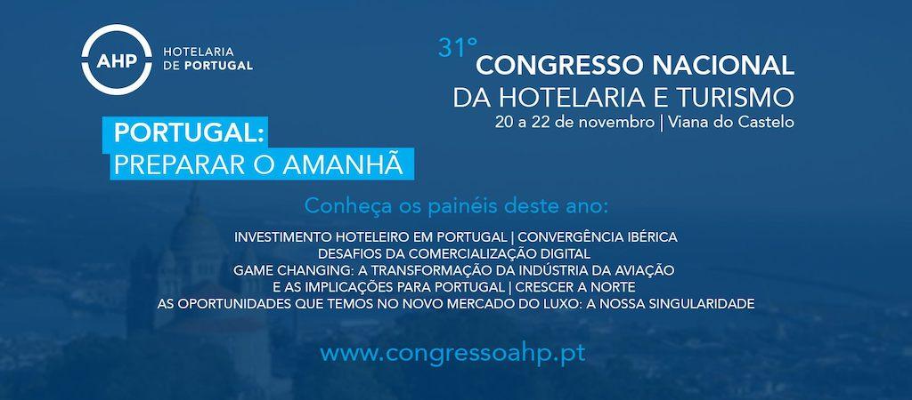 Congreso Hosteleria y Turismo en Portugal