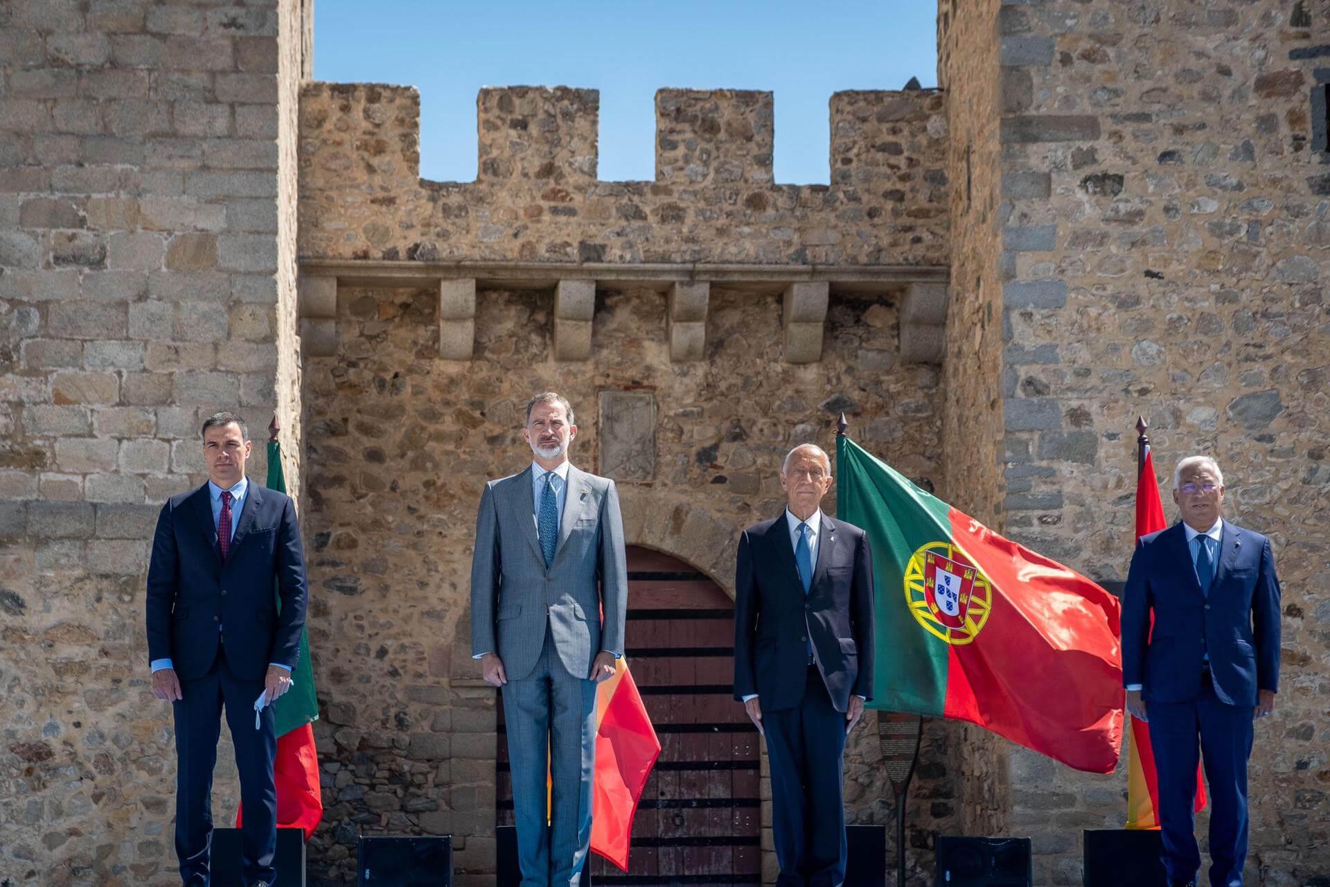 Reapertura de la frontera en Elvas